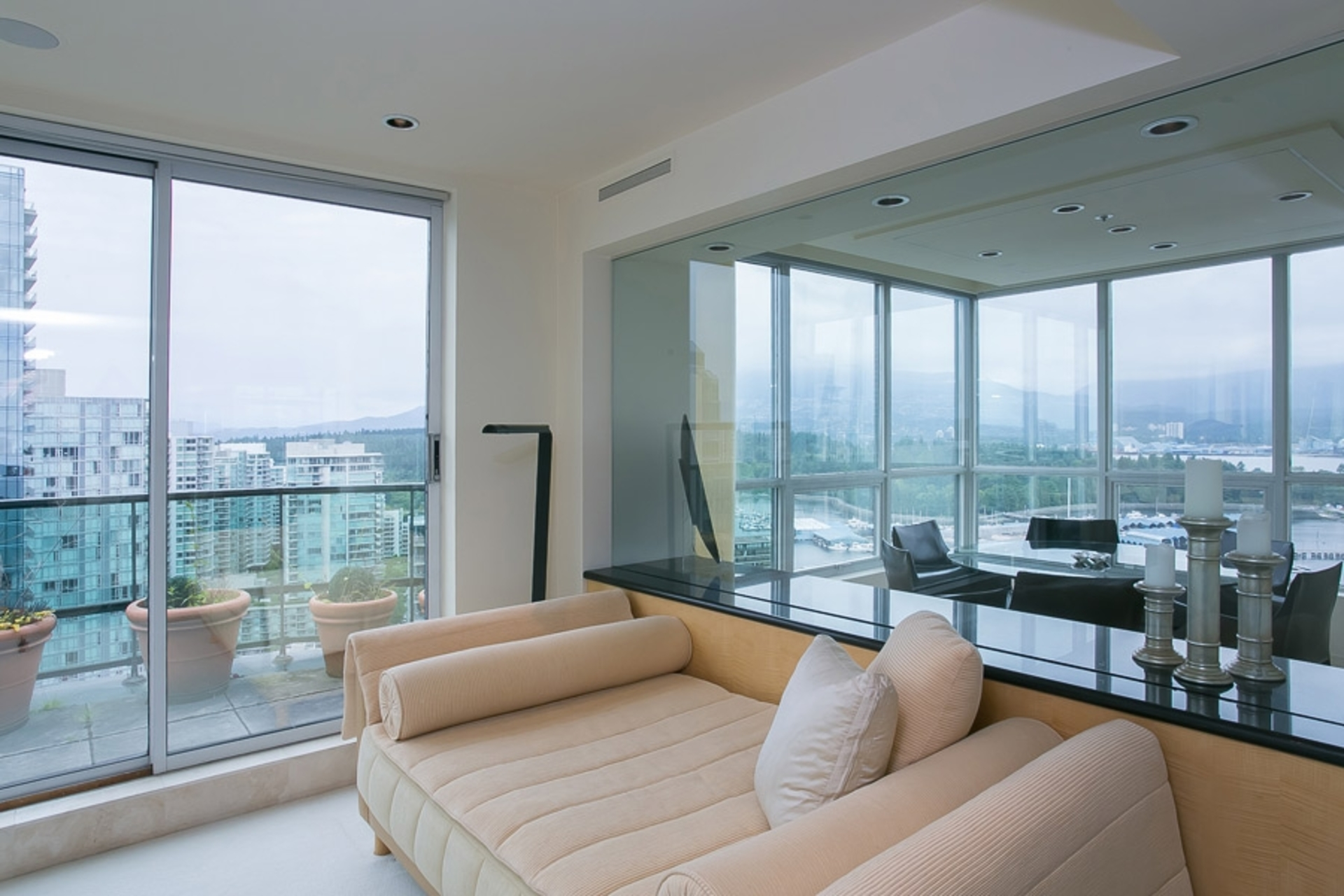 Beautiful Views from Vancouver Residences