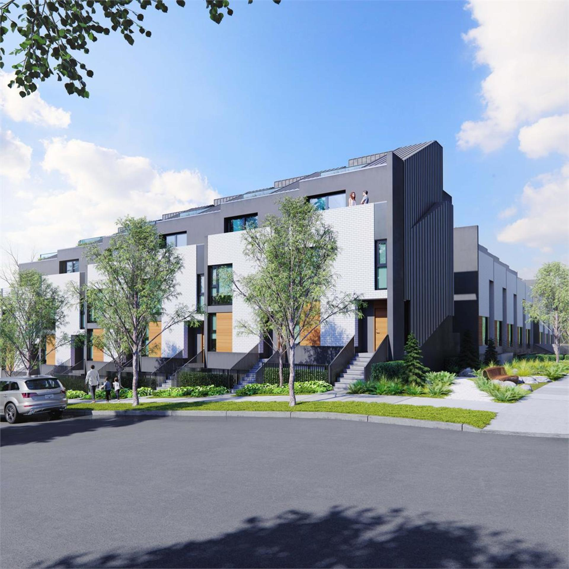 MORRISON TOWNHOMES in North Vancouver